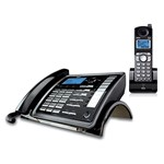 GE/RCA 25255RE2 DECT 6.0 2-Line Corded/Cordless Phone