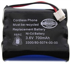 General Electric RCA Replacement Batteries ge rca tl26506