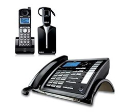 General Electric RCA DECT 6 Cordless Phones rca 25270re3