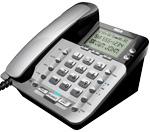 GE/RCA 1223-1BSGA 2 Line Caller ID Corded Phone