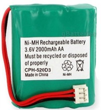 General Electric RCA Replacement Batteries ge rca 52699
