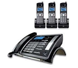 GE RCA 4 Handset Cordless Home Phones rca 25255re2plus2 25055re1