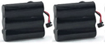 GE/RCA Battery for GE/RCA 5-2548 (2-Pack) Replacement Battery