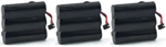 GE/RCA Battery for GE/RCA 5-2548 (3-Pack) Replacement Battery