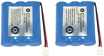 GE/RCA Battery for GE BT-31 (2-Pack) Replacement Battery