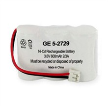 General Electric RCA Replacement Batteries battery for ge rca 5 2729