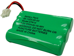 General Electric RCA Replacement Batteries 27910 for ge rca
