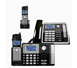 Multi Line Cordless Phones rca 25212 25055re1 25260 bundle