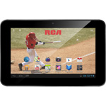 GE/RCA DAA730RBND 7-inch Tablet w/ ATSC Tuner and Case